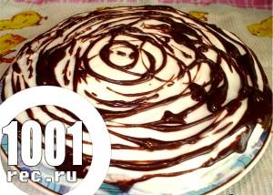Сметанний торт