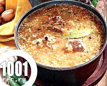Суп харчо: як готувати смачно