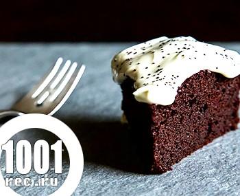 Суперсочний шоколадний торт