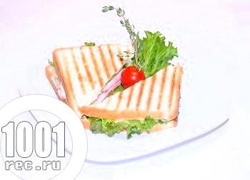 Сирні сендвічі з селерою