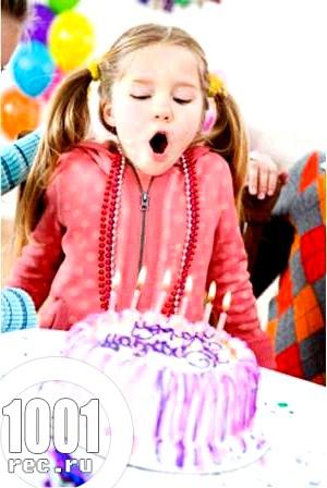 Торт для малюка