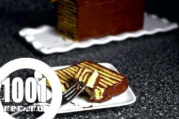 Торт «Добош»: рецепт з покроковим фото