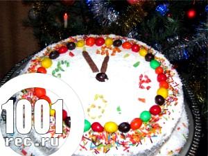 Торт З Новим роком!
