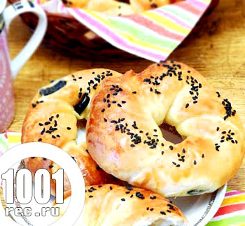 Турецькі булочки ачма