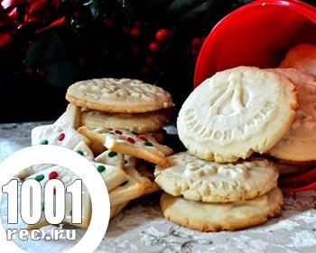 Ванільне печиво