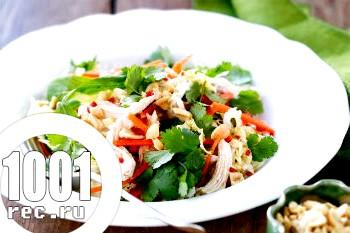В'єтнамський салат з куркою