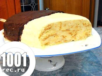 Смачний торт «Ескімо»
