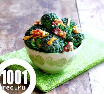 Заготівля на зиму: салати з брокколі