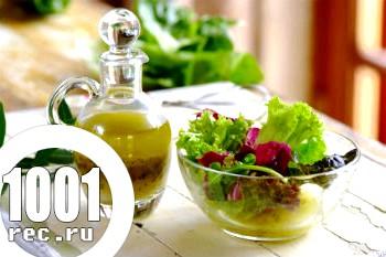 Заправка (соус) для грецького салату