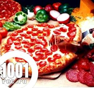 Знайомтеся - піца! Смачна і така різна!